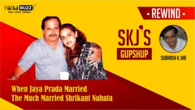 REWIND: When Jaya Prada Married The Much Married Shrikant Nahata