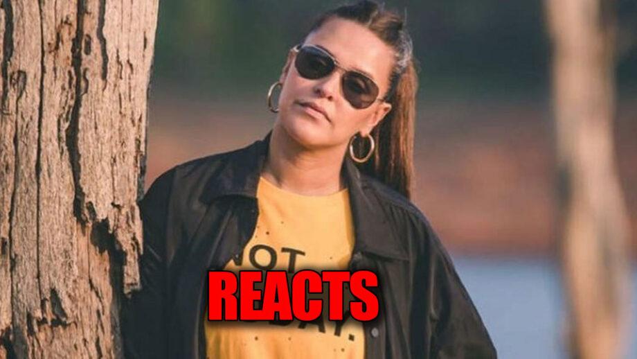 Karishma Tanna reacts to Neha Dhupia's controversial remark on Roadies