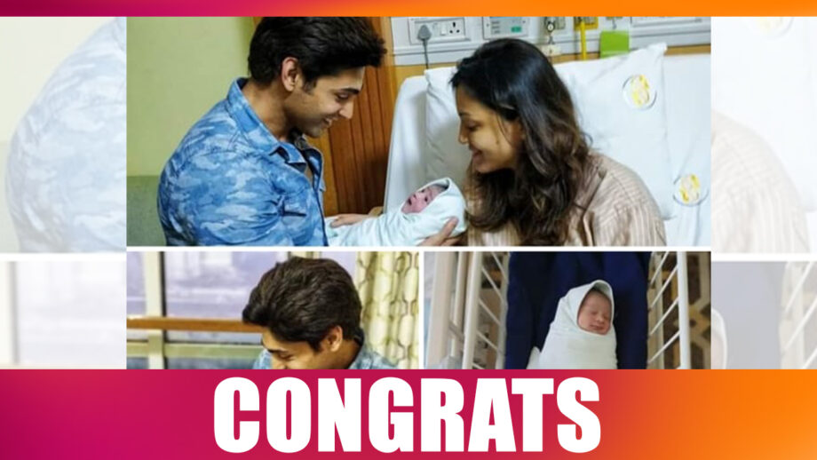 Ruslaan Mumtaz is a proud father to a baby boy