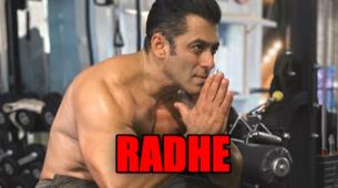 Salman Khan to edit Radhe from home