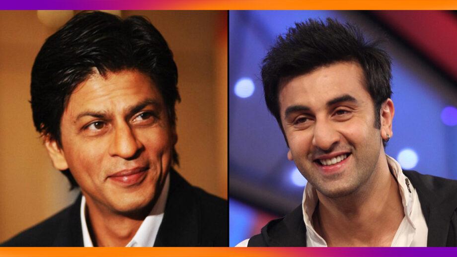 Shah Rukh Khan-Ranbir Kapoor Face-to-Face