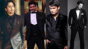 Shaheer Sheikh, Sidharth Shukla, Vivian Dsena, Barun Sobti: Who Looked Sexy In Black Suit?