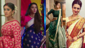 Shivangi Joshi, Erica Fernandes, Jennifer Winget, Divyanka Tripathi: Who Looks Gorgeous In Banarsi Saree?