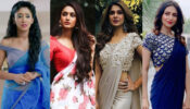 Shivangi Joshi, Erica Fernandes, Jennifer Winget, Divyanka Tripathi: Who Looks Gorgeous In Designer Saree?