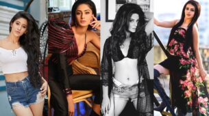 Shivangi Joshi, Erica Fernandes, Jennifer Winget, Shrenu Parikh: Who is the sexiest!