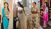 Shraddha Arya's Saree Look In Kundali Bhagya: Yay Or Nay?