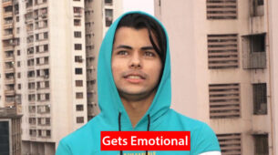 Siddharth Nigam gets emotional at Red Yellow Suit song launch