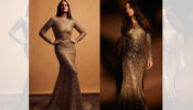 Sonakshi Sinha Vs Malaika Arora: Who Pulled Off Golden Sequin Prom Dress Better?