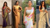 Sriti Jha, Anita Hassanandani, Nia Sharma, Surbhi Jyoti: Who Carried Designer Saree Better?