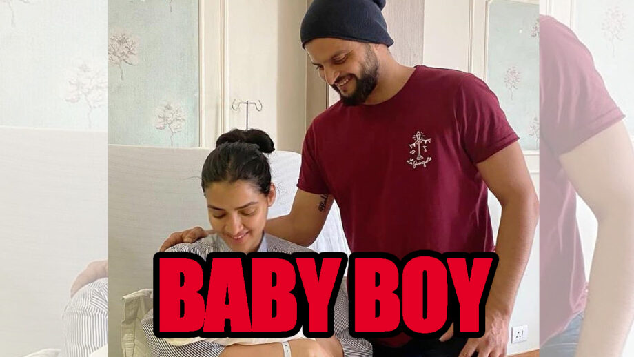CSK Has A Special Name For Suresh Raina's Baby Boy