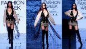 Tara Sutaria Videos: When She Ramp Walks