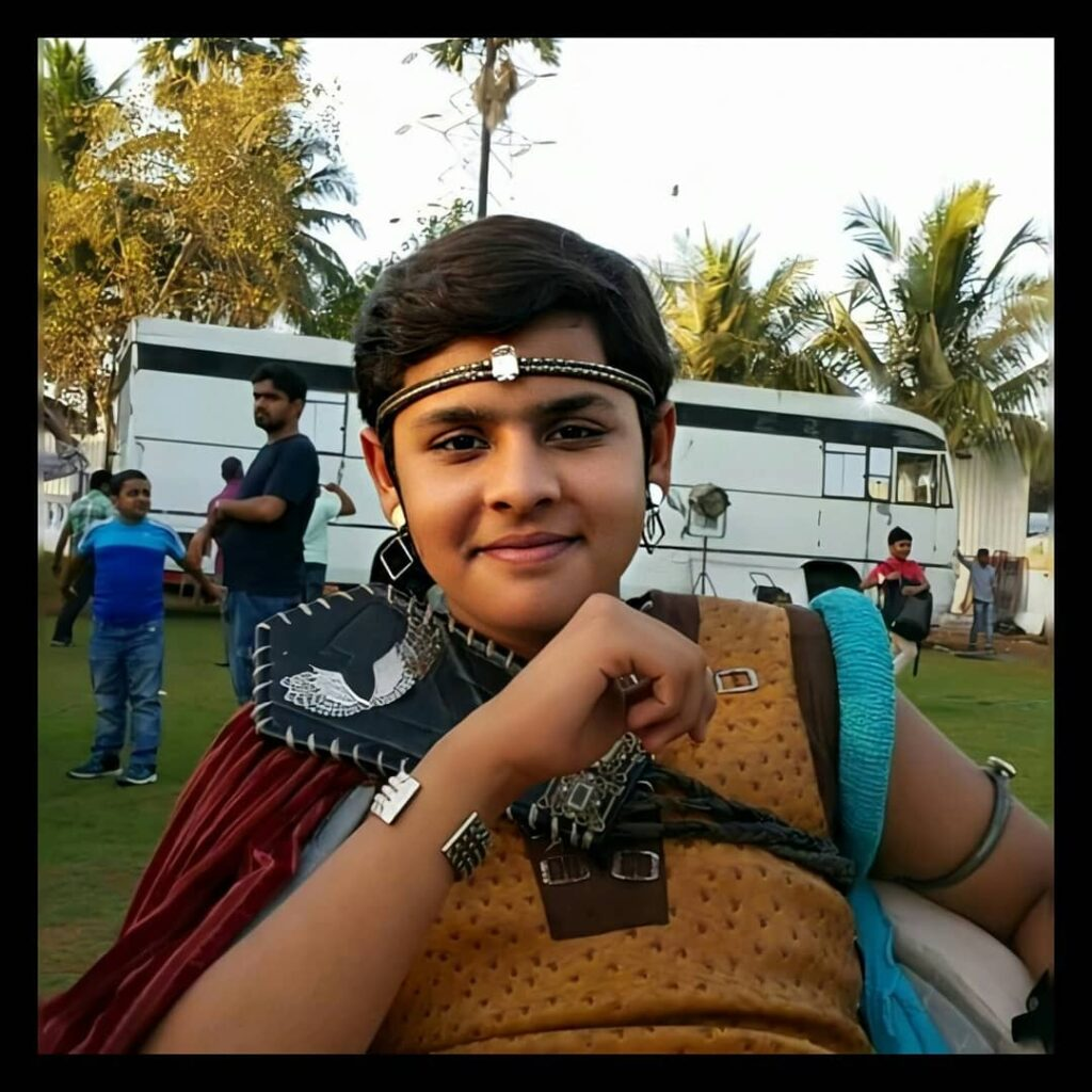 The role of Baalveer has shaped up my personality: Dev Joshi