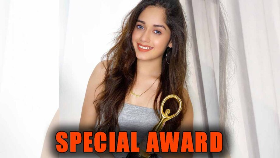 TikTok queen Jannat Zubair wins a special award: find out what...