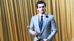 Times when Mohsin Khan lit up the red carpet