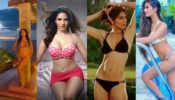 Too glam to give a damn - Sara Ali Khan, Sunny Leone, Anushka Sharma & Poonam Pandey in a short bikini