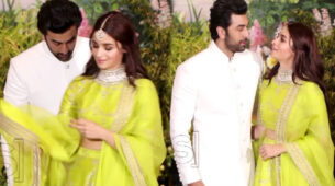 Ultimate Ranbir Kapoor-Alia Bhatt Romantic Moments Caught On Camera