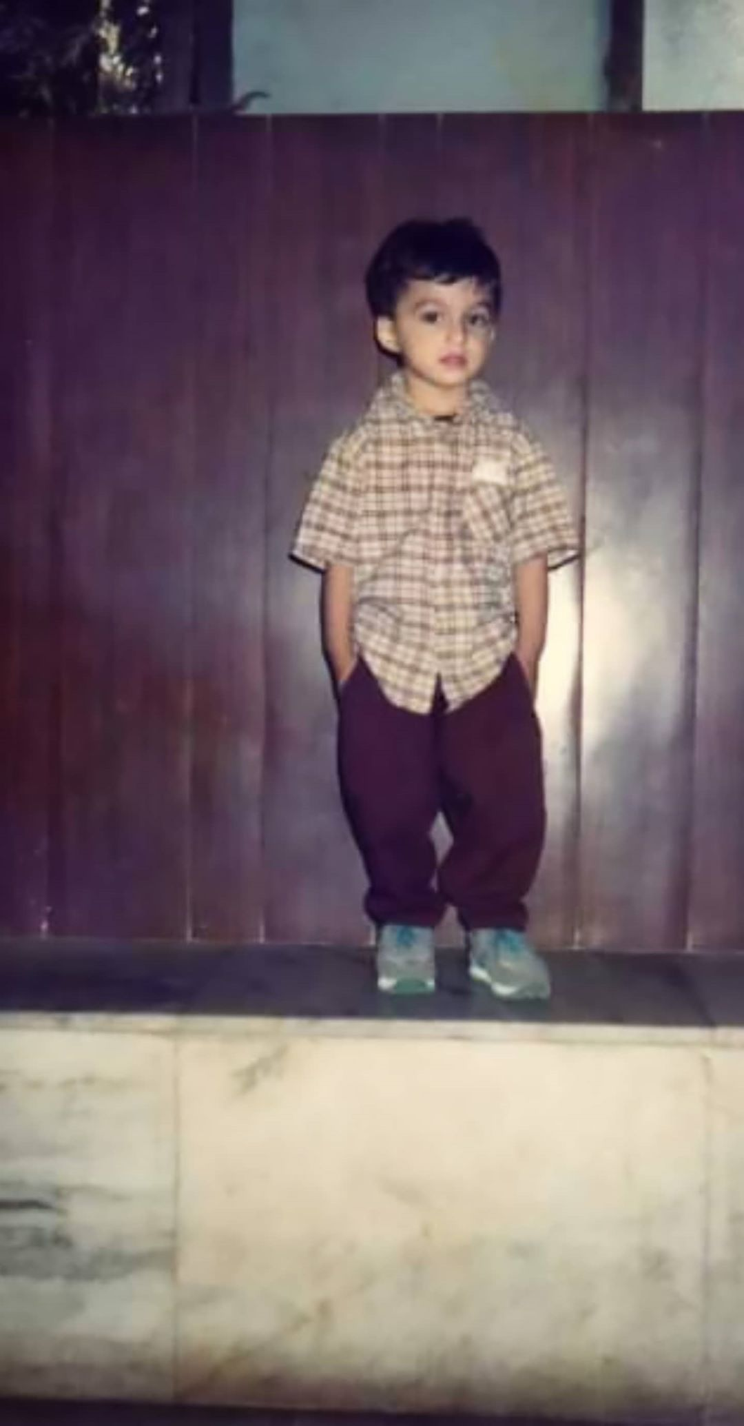 Yeh Rishta Kya Kehlata Hai actor Mohsin Khan's childhood pictures REVEALED!