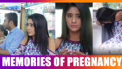 Yeh Rishta Kya Kehlata Hai: Throwback moments when Naira had her PREGNANCY symptoms