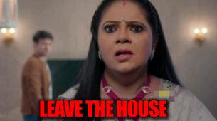 Yeh Rishtey Hain Pyaar Ke: Embarassed Meenakshi to leave the house 1