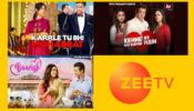 Zee TV to bring to Television Karle Tu Bhi Mohabbat, Baarish and Kehne Ko Humsafar Hain
