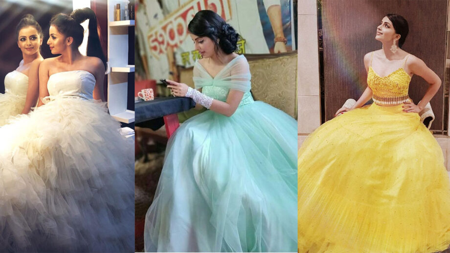 4 Shrenu Parikh's Sexy Gowns That You Need To Hang In Your Wardrobe This Season!