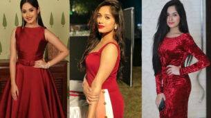 5 Times Jannat Zubair Has Nailed Her Look in Glitter Outfits