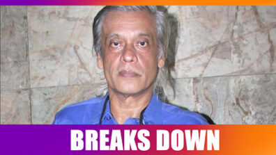 """""""If This Is What They Think  Of Me I Disown This Film Industry,""""  Sudhir Mishra Breaks Down During A  Conversation With  Subhash K Jha"""