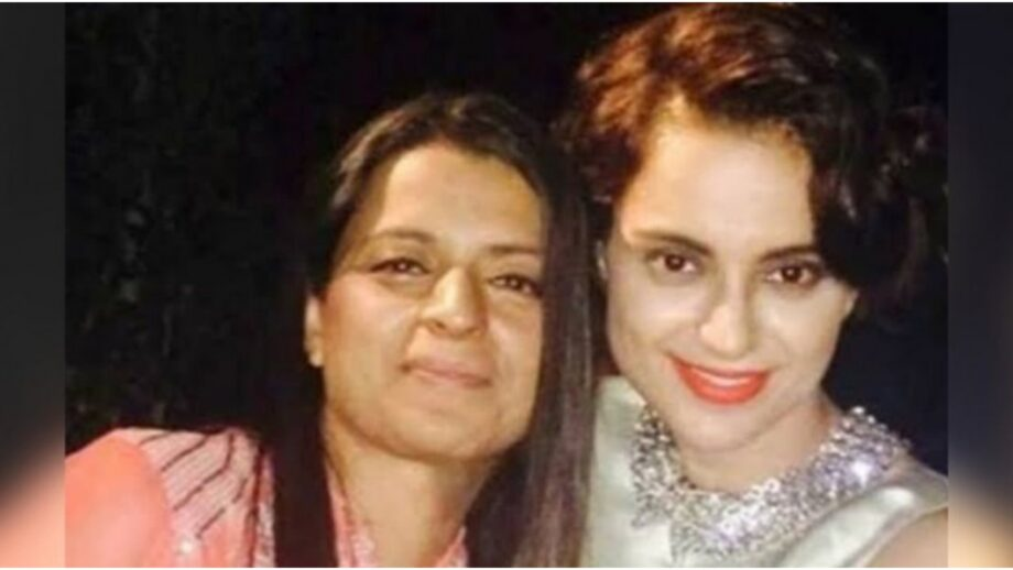 A day after Rangoli Chandel's Twitter account gets suspended, sister Kangana Ranaut DEFENDS her with this video