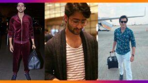 Airport Style: Parth Samthaan, Shaheer Sheikh, Mohsin Khan, See Pics
