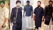 Allu Arjun, Yash, Vijay Sethupathi, Ram Charan, Prabhas: Pick the best-man outfit for your friend's sangeet ceremony!