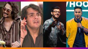 Are you getting bored? Watch Bhuvan Bam, Ashish Chanchlani, Ajey Nagar, Abish Mathew's HILARIOUS COMEDY Videos!
