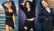 Avneet Kaur's Black Outfit Collections