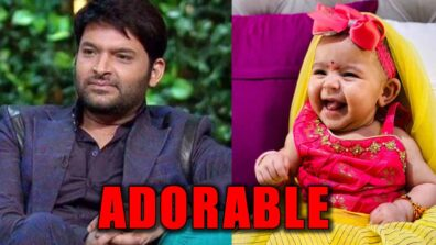 AWW: Kapil Sharma's daughter Anayra's latest picture will melt your heart