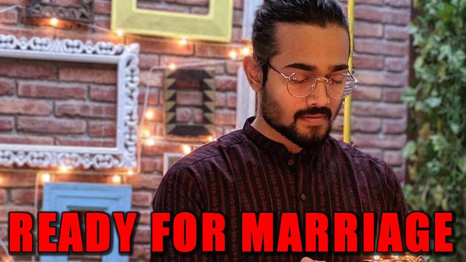 Bhuvan Bam is ready for marriage, asks 'rishta' in a unique way
