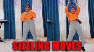 Check out: Anushka Sen's sizzling moves