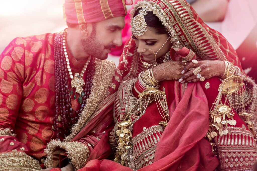 Dreaming about your picture-perfect wedding lehenga? Check Out Deepika Padukone's Pics 1
