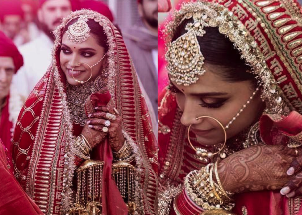 Dreaming about your picture-perfect wedding lehenga? Check Out Deepika Padukone's Pics 2