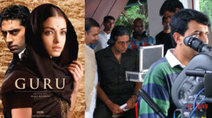 Flashback Friday: Abhishek Bachchan makes you revisit the sets of 'Guru' with this beautiful post