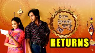 Good news: Yeh Un Dinon Ki Baat Hai to return to TV: Sameer-Naina to ROMANCE again