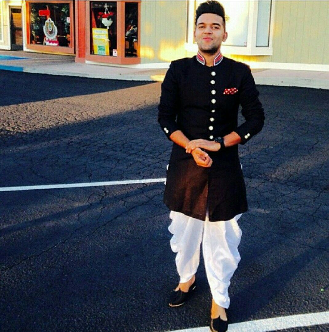 Guru Randhawa is a true fashionista, and his latest Instagram pictures are proof! 1