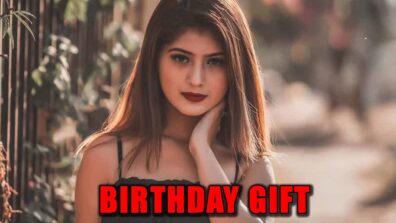 #HappyBirthdayArishfaKhan: This is the actress' special BIRTHDAY gift for fans