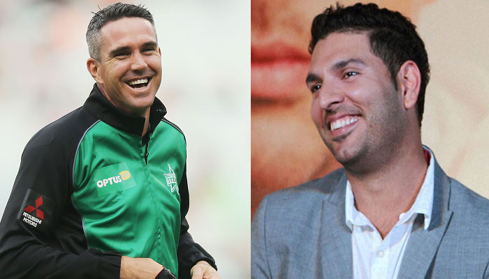 HILARIOUS: This is how Yuvraj Singh TROLLED Kevin Pietersen in style. Find out: