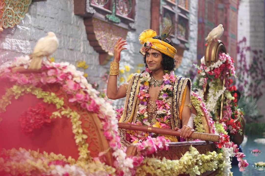 I feel every emotion more intensely when I am in the character of Krishn: Sumedh Mudgalkar of RadhaKrishn 3