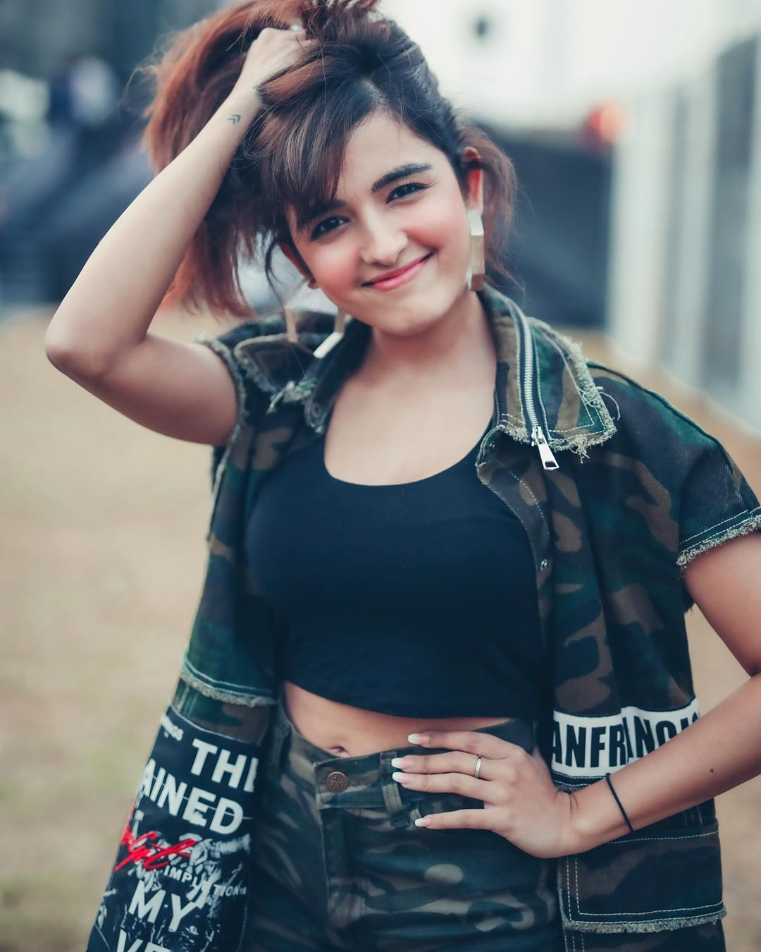 I feel satisfied and happy that people are appreciating me for the role I played in Maska: Shirley Setia 2