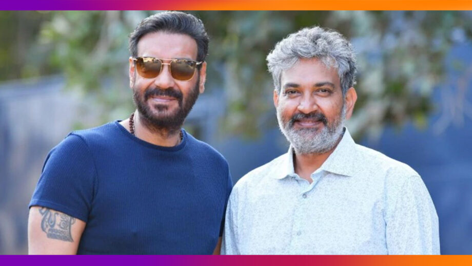 I needed an actor the whole country would believe in what he says or does: Rajamouli on  signing Ajay Devgan for RRR