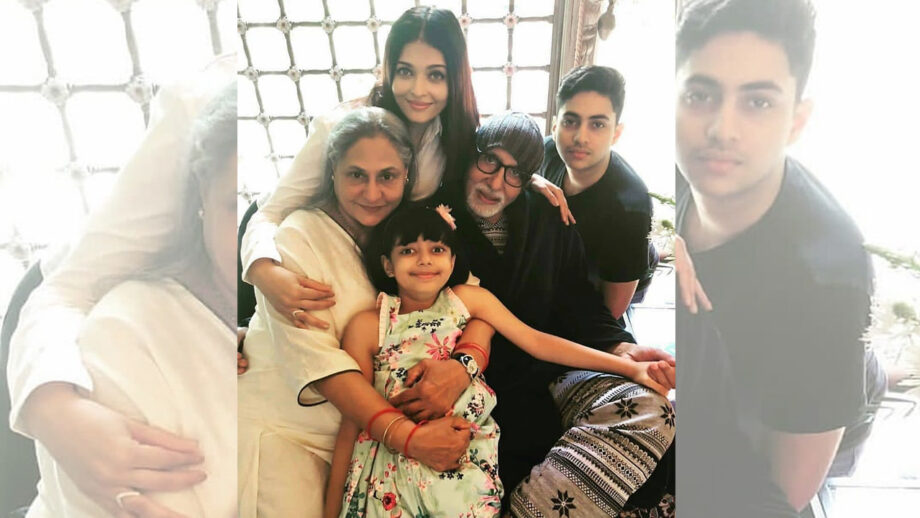IN PHOTO: How Aishwarya Rai Bachchan and the entire family is spending their quarantine