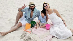 IN PHOTO: When Kareena Kapoor Khan, Taimur Ali Khan and Saif Ali Khan gave major 'family vacation' goals to everyone