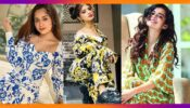 Jannat Zubair, Arishfa Khan, Mithila Palkar: Who Donned the Printed Casual Dress Better?