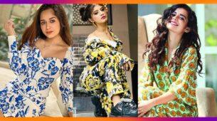 Jannat Zubair, Arishfa Khan, Mithila Palkar: Who Donned the Printed Casual Dress Better?