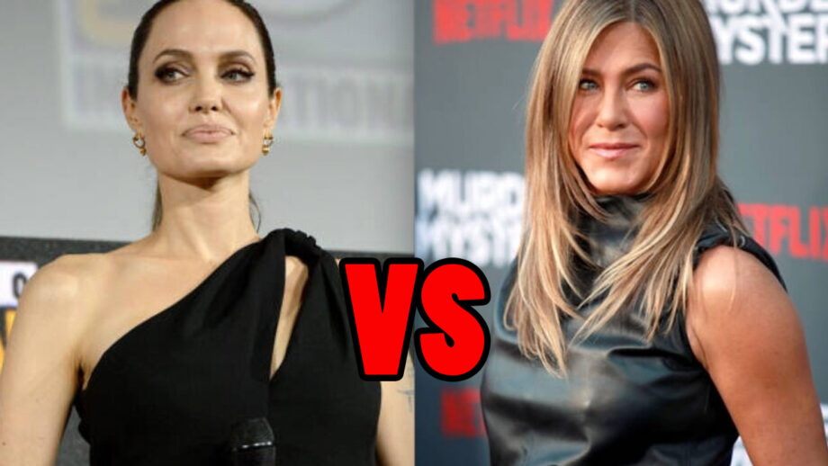 Jennifer Aniston Vs Angelina Jolie: Who Is The Extremely Overrated Actress? 1